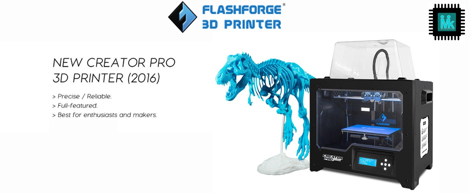 Flash forge Creator Pro